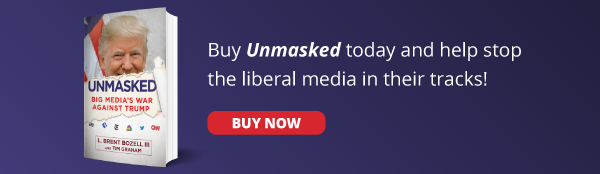Buy Unmasked today and help stop the liberal media in their tracks!