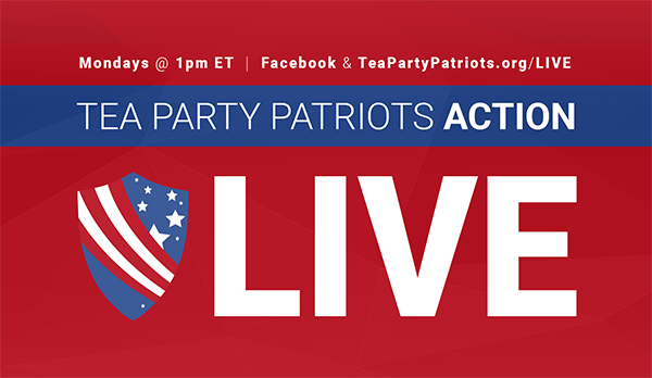 Tea Party Patriots Action LIVE